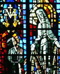 Our Lady Appears to St. Cathering Laboure