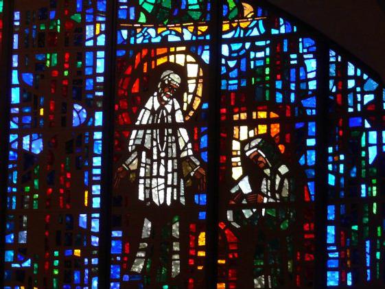 Saint Vincent DePaul and Saint Louise de Marellac